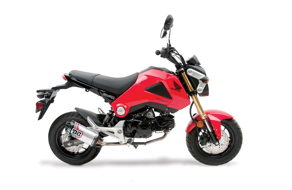 Honda grom yz 2017 2018 honda reviews for 2018 honda grom top speed